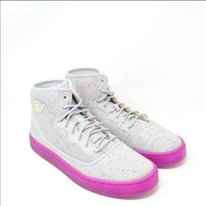 Air jordan jasmin GG skittles grey air sneakers